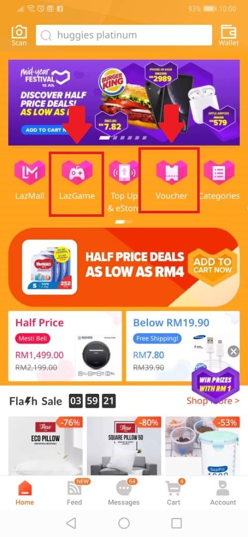 Lazada Promo Codes And Vouchers How To Use Leng Si Lai